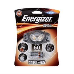 Energizer Headlight Pilli Kafa Feneri